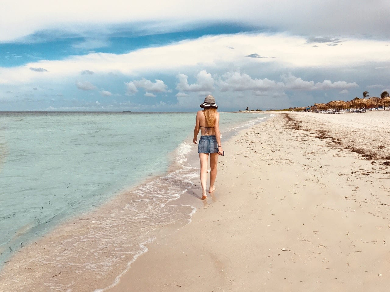 Why wear sunscreen on a cloudy day